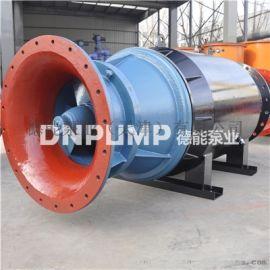 QZ系列潜水轴流泵 QH潜水混流泵