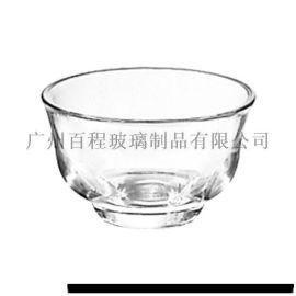 高硼硅耐高温透明玻璃茶杯玻璃茶具套装