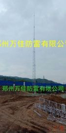 35米GFL1-14 GFL1-15热镀锌避雷针塔