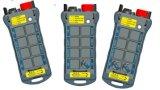 德克DK-6S8路單速500米可充電行車工業遙控器