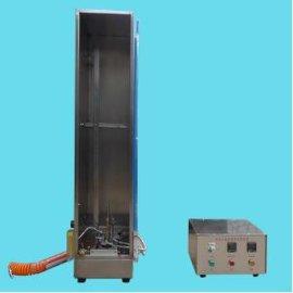 供应厂家嘉仪标准单根电线电缆垂直燃烧试验机JAY-9305