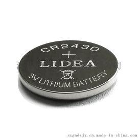 有源电子标示卡纽扣电池CR2430