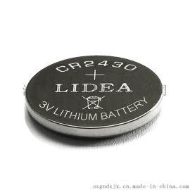 有源電子標示卡紐扣電池CR2430