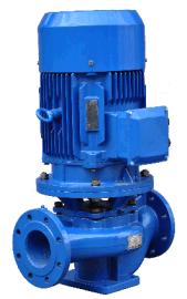 空调循环泵,锅炉循环泵单级单吸立式离心泵