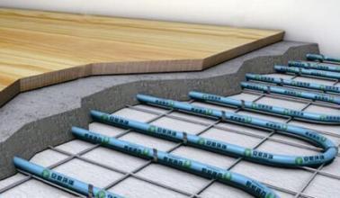 发热电缆电地暖系统安装  知识