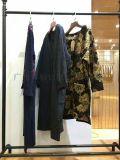广州【布波堡】冬装 时尚休闲棉麻女装品牌折扣走份 库存尾货分份批发
