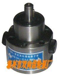 T8642B双向润滑泵 双向齿轮油泵 机械润滑泵