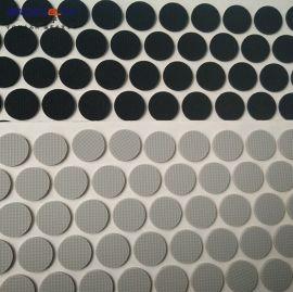网格纹橡胶垫 灰色硅胶垫 软胶垫 3M背胶防滑硅胶垫