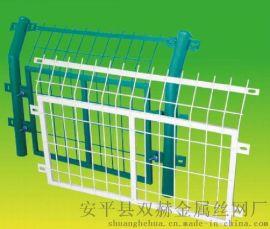 双赫厂家供应福清1.8米高绿色果园栅栏网