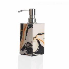 欧式木质长方形卫浴套装洗手液瓶子样板房浴室洗手台家居装饰摆件