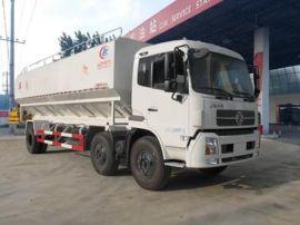 国五散装饲料运输车|30方散装饲料运输车