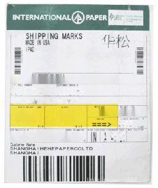 食品纸盒 食品纸袋 进口牛卡纸美国华松牛卡纸