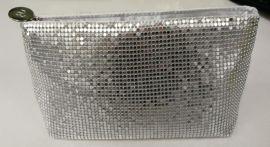 上海定制时尚珠片收纳包化妆包来图打样礼品定制