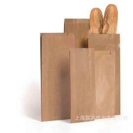 汉堡袋食品级条纹牛皮纸 鲜花包装条纹纸
