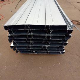 胜博 YXB54-185-565型闭口式楼承板 首钢镀锌闭口式楼板 鞍钢Q345镀锌承重板 300mpa闭口楼承板