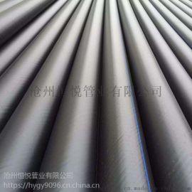 埋地排水管,HDPE钢丝网骨架塑料复合管,