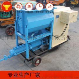 申鑫牌细石混凝土泵  SJB型螺旋砂浆泵  混凝土搅拌输送泵