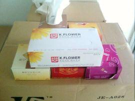 广告盒装纸抽(JE-0188)