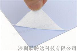 抗撕拉超薄好操作导热硅胶片0.25mm厚度