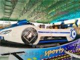 金博儿童游乐设备急速飞车|弯月飘车