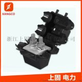 电力金具 铝异型并沟线夹 北京型JBL 铝跨径线夹