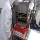 膠州Q6茄子油炸機 專用速凍蔬菜油炸機 油炸生產線