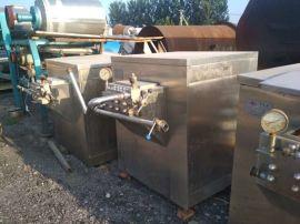 二手4吨60公斤高压均质机 二手均质机
