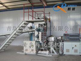 新型PVC塑料托板生产线||SZJ80/156