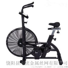 动感单车防护网 圆形保护罩 车轮防护网罩