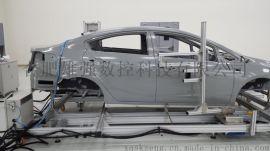 汽车四门两盖门锁耐久性试验台