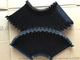 厂家直销耐磨使用寿命长的风琴式防护罩 帘子罩