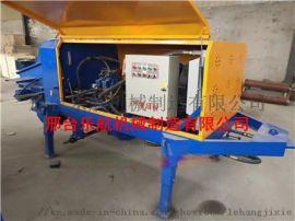 乐航小型混凝土泵,细石泵适用范围