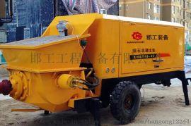 打地暖用的细石混凝土泵价格厂家