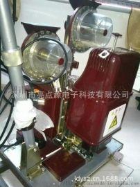 浙江省直销喷绘布网格布刀刮布灯布自动打扣机