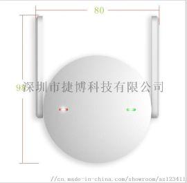 ZAPO 300M无线中继器 wifi信号放大器 无线路由器双天线Repeate