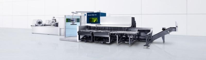 TruLaser Tube 7000 fiber 管材切割機