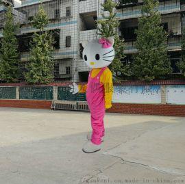 吉祥物人偶服装科尼卡通服装定制KT猫