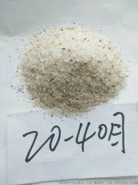 山西太原普通石英砂滤料产地