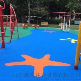 山东青岛EPDM塑胶 幼儿园epdm塑胶地垫