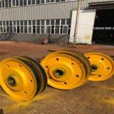 16T軋製滑輪組 鑄鋼滑輪組 起重機配件滑輪組