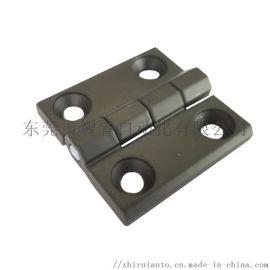 40*40锌合金合页CL218-3 黑色生久铰链