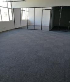 办公室地板-商务办公地板-塑胶地板安装-防滑地胶