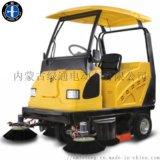 內鴻暢達駕駛式環衛掃地機,重型掃地機