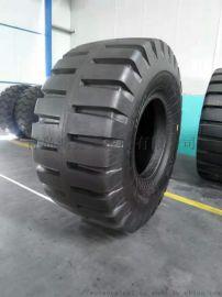 特大铲车轮胎生产23.5-25半实心轮胎