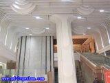 杭州异型铝方通 中庭包柱铝树 异型铝板厂家