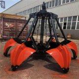 供应优质起重机抓斗 专业定做1立方单绳悬挂抓斗