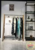 深圳原创设计师高端真丝品牌合一折扣女装直播货源