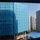 爬架安全網,建築防護鋼板網,鄭州米字爬架網