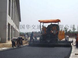 深圳道路沥青摊铺工程