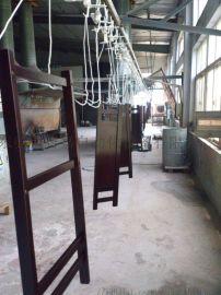 供应红木家具静电喷漆线